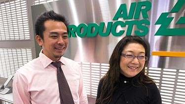 Air Products Asia Employees