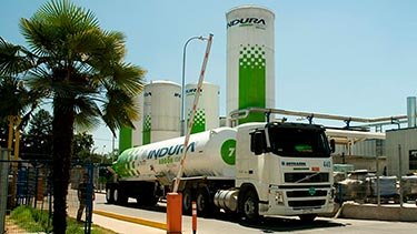 Indura is the largest independent industrial gas company in Latin America.