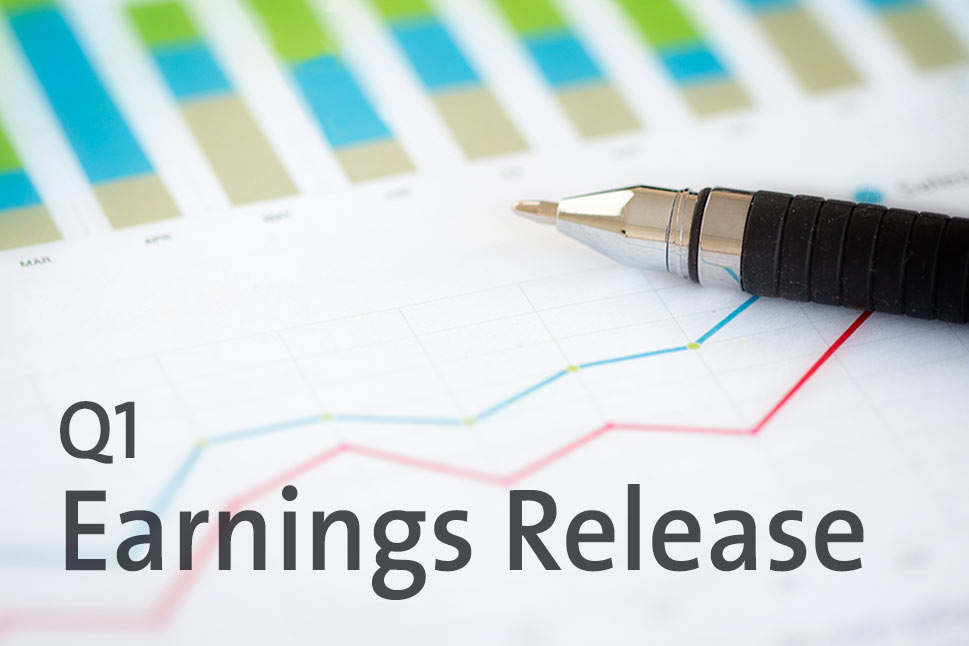 Q1 Earnings Release